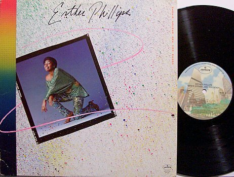 Phillips, Esther - Here's Esther Are You Ready - Vinyl LP Record - R&B Soul