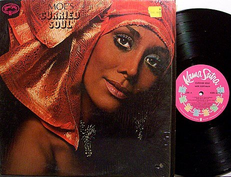 Koffman, Moe - Moe's Curried Soul - Vinyl LP Record - R&B Soul