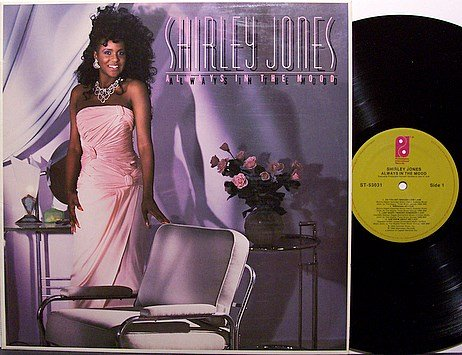 Jones, Shirley - Always In The Mood - Vinyl LP Record - R&B