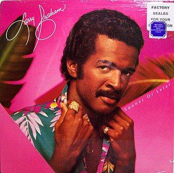 Graham, Larry - Sooner Or Later - Sealed Vinyl LP Record - R&B Soul