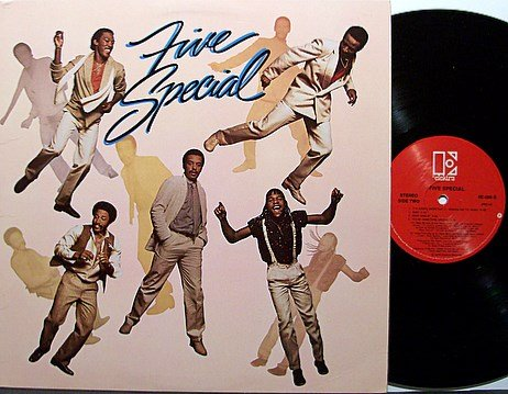Five Special - Self Titled - 5 - Vinyl LP Record - R&B Soul