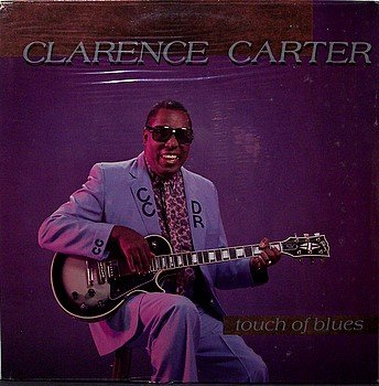 Carter, Clarence - Touch Of Blues - Sealed Vinyl LP Record - R&B Soul Blues