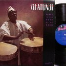 Olatunji, Babatunde - Dance To The Beat Of My Drum - Vinyl LP Record - African Drums