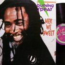 Burning Spear - Mek We Dweet - Vinyl LP Record - Reggae