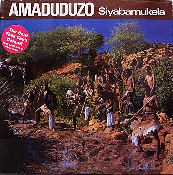 Amaduduzo - Siyabamukela - Sealed Vinyl LP Record - South African Dance Beat