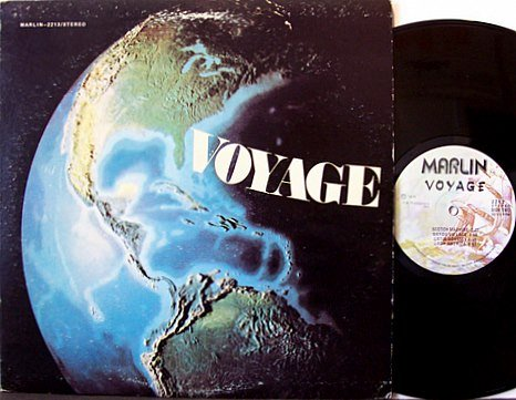 Voyage - Self Titled - Vinyl LP Record - DJ Dance Disco Pop
