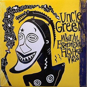 Uncle Green - What An Experiment His Head Was - Sealed Vinyl LP Record - Indie Rock