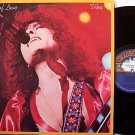 T. Rex - Light Of Love - Vinyl LP Record - Marc Bolan T - Glam Rock