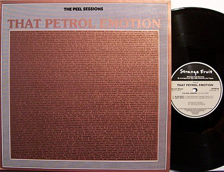 That Petrol Emotion - The Peel Sessions - Vinyl LP Record - Alternative Rock