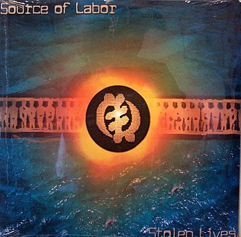 Stolen Lives - Source Of Labor - Sealed Vinyl 2 LP Record Set - Hip Hop Rock