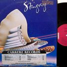 Stingray - Self Titled - Vinyl LP Record - Promo with DJTS - Rock