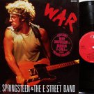 "Springsteen, Bruce - U.K. 12"" - Vinyl LP Record - War / Merry Christmas Baby etc - Rock"
