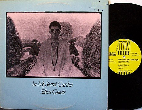 Silent Guests - In My Secret Garden - Vinyl LP Record - UK Pressing - Rock