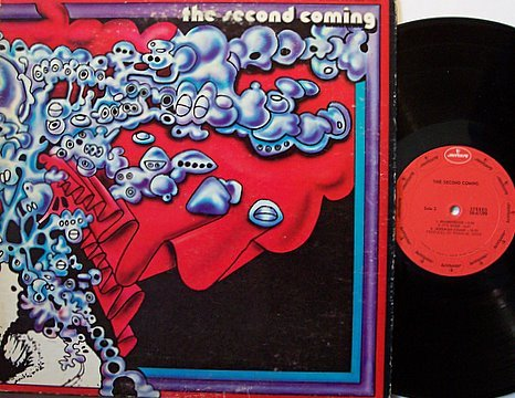 Second Coming, The - Self Titled - Vinyl LP Record - Hippie Psych Rock