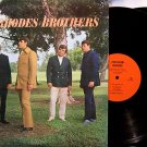 Rhodes Brothers, The - Self Titled - Vinyl 2 LP Set - Tarzan and Monkeys - Rock