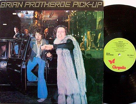 Protheroe, Brian - Pick Up - UK Pressing - Vinyl LP Record - Pick-Up - Rock