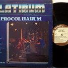 Procol Harum - Platinum Collection - UK Pressing - Vinyl 2 LP Record Set - Rock