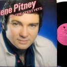 Pitney, Gene - 20 Greatest Hits - Vinyl LP Record - Rock