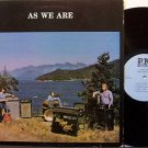 Penn Kings, The - As We Are - Vinyl LP Record - Private Canadian Country Rock