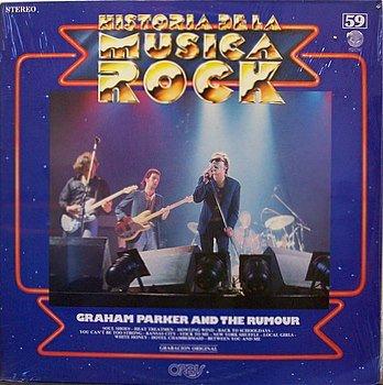 Parker, Graham and the Rumour - Historia De La Musica Rock - Sealed Vinyl LP Record - Rock