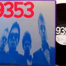 9353 - Self Titled - Vinyl LP Record - Original Private R&B Washington DC Label - Indie Rock