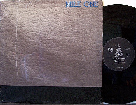 "Mile One - Rest On Peace - Vinyl 12"" Single Record - Minneapolis Indie Rock"