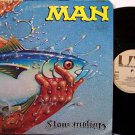 Man - Slow Motion - Vinyl LP Record - Rock
