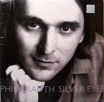 Krauth, Phil - Silver Eyes - Sealed Vinyl LP Record - Unrest - Rock