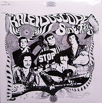 Kaleidoscope, The - Side Trips - Sealed Vinyl LP Record - Psych Garage Rock