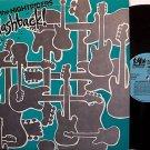 Jon & The Nightriders - Splashback - Vinyl LP Record - Night Riders - Surf Rock