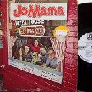 Jo Mama - Self Titled - White Label Promo - Vinyl LP Record - Jomama - Rock