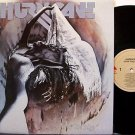 Hurricane - Over The Edge - Vinyl LP Record + Insert - Rock