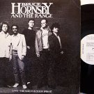 Hornsby, Bruce And The Range - Live The Way It Is Tour - Vinyl LP Record - Promo Only - Rock