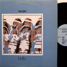 Holiday - Hello - Vinyl Mini LP Record - Rock