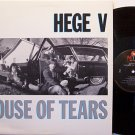 Hege V - House Of Tears - Vinyl LP Record - Rock