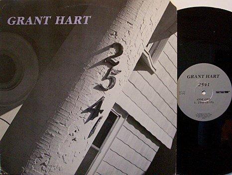 "Hart, Grant - 2541 - Vinyl 12"" Single LP - Husker Du - Rock"