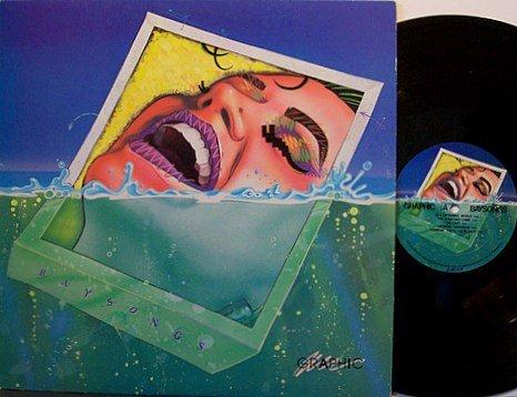 Graphic - Baysongs - Vinyl LP Record - Rock