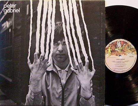 Gabriel, Peter - Self Titled - UK Pressing - Vinyl LP Record - Rock