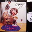 Friedman, Dean - Well Well Said The Rocking Chair - Promo - Vinyl LP Record + Insert - Rock