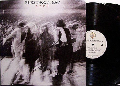 Fleetwood Mac - Live - Vinyl 2 LP Record Set - Rock
