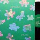 The Fibonaccis - Self Titled - Vinyl LP Record - Rock