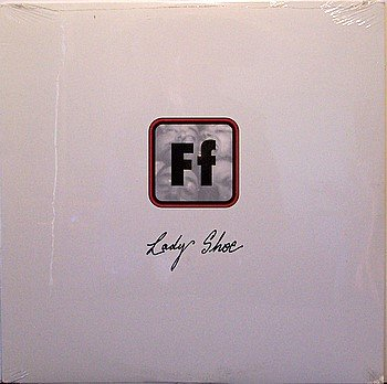 Ff - Lady Show - Sealed Vinyl LP Record - Clear Colored Vinyl - F F - Indie Rock