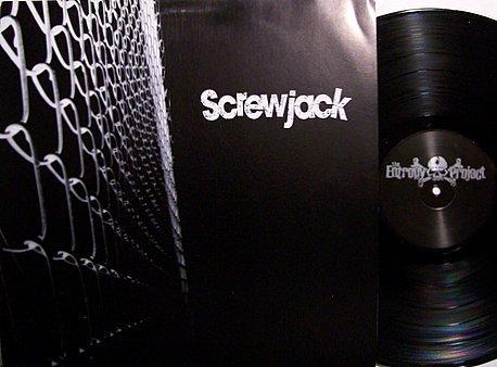 Entropy Project, The - Screwjack - Vinyl LP Record #172 / 400 - Rock