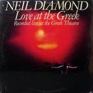 Diamond, Neil - Love At The Greek - Sealed Vinyl 2 LP Record Set - Pop Rock