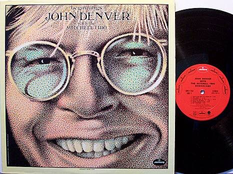 Denver, John With The Chad Mitchell Trio - Beginnings - Vinyl LP Record - Pop Rock