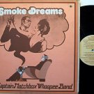 Captain Matchbox Whoopee Band, The - Smoke Dreams - Vinyl LP Record - Rock