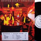 Blue Oyster Cult - Spectres - White Label Promo - Vinyl LP Record - Rock