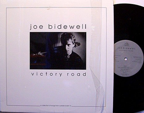 Bidewell, Joe - Victory Road - Vinyl LP Record - Nico - Rock