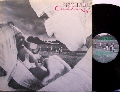 Bethnal - Crash Landing - UK Pressing - Vinyl LP Record - Rock