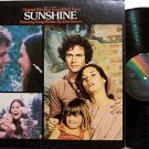 Sunshine - TV Soundtrack - John Denver Songs - Vinyl LP Record - OST